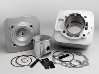 Cylinder -MALOSSI 172 cc- Piaggio AC Maxi 2-stroke - Piaggio SKR125/150, Skipper 125/150, TPH125, Aprilia SR125