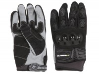 Gloves -SCEED 42 MX-Top- textile, black - 10