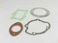 Jeu joints de cylindre -AF RB25 250cc- Lambretta SX 200, TV 200, DL 200, GP 200