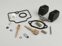 Carburettor repair kit -BGM PRO fits for PWK 21-24-26-28-30 - (bgm, Stage 6, Koso, Oko)