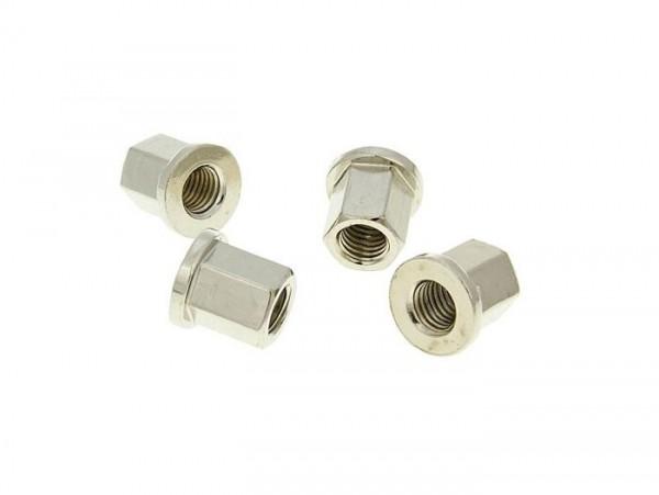 Nut set for cylinder head -NARAKU- M7