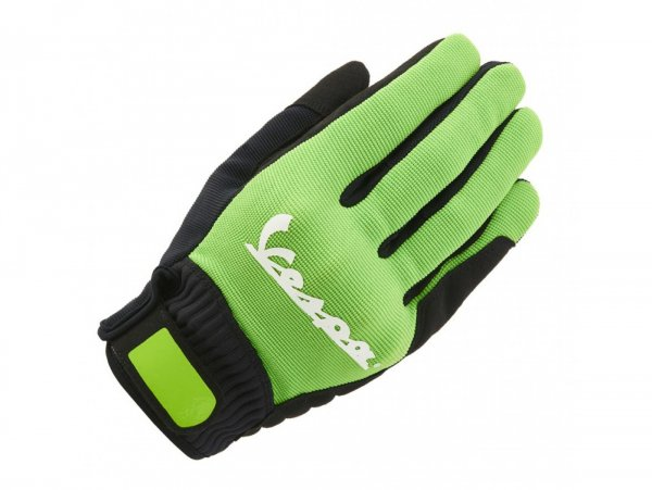 "Guantes -VESPA ""Color"" - verde - XL"