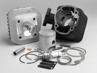 Zylinder -POLINI 70 ccm Corsa- Peugeot AC (vertikal) - SPEEDFIGHT1 50 cc AC, SPEEDFIGHT2 50 cc AC, TKR50, TREKKER50, VIVACITY50, ELYSEO50, SQUAB50, SV50, ZENITH50, BUXY50, ELYSTAR50, LOOXOR50, SPEEDAKE