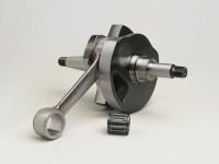Albero motore -MAZZUCCHELLI Racing (valvola rotante)- Vespa PX125, PX150