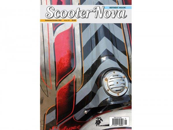 Scooter Nova Magazine - (#021) -  September/October 2020