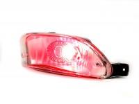 Rücklicht -BGM STYLE Klarglas Neon- Peugeot Speedfight1 - Rot