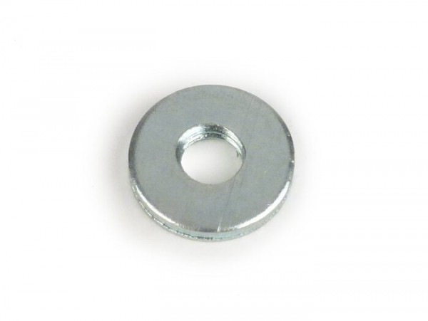 Washer with thread -PIAGGIO- M8 x 72mm (used for spare wheel cover Vespa PX, Cosa)