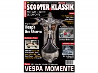 Motoretta Magazin special edition Scooter & Klassik 100 pages - 02/2020 - german language