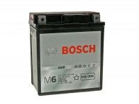Battery -BOSCH YTX7L-BS- 12V 6Ah -114x71x131mm - (maintenance-free)