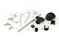Repair set for rack foldable front -FA ITALIA close- Vespa PX80, PX125, PX150, PX200, T5 125ccm