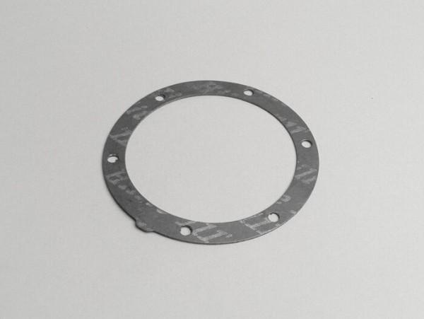 Junta cárter de cigüeñal/soporte volante -CALIDAD OEM- Lambretta LI, LIS, SX, TV (serie 2, serie 3), DL, GP