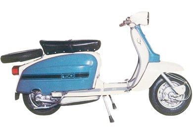 Lambretta (Serveta) Special 150