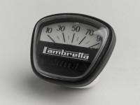 Tacho -LAMBRETTA- DL 200, GP 200 - 90mph