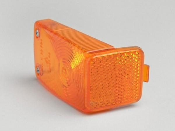 Blinkerglas -OEM QUALITÄT- V50 4-fach Blinkanlage
