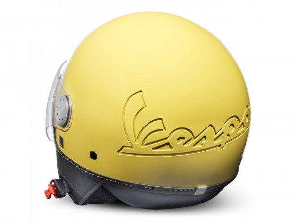 Helmet -VESPA Visor 3.0- giallo estate (983/A) - S (55-56cm)