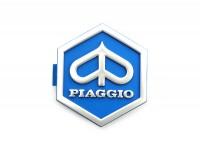 Badge horn cover -VESPA- Piaggio hexagon - Vespa PX EFL (1984-2000), Vespa T5 125cc, Vespa PK