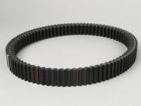 V-belt -PIAGGIO (948x31.5mm)- Piaggio 800-850cc V-Twin