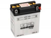 Batterie -Standard SCEED 42 Energy- CB3L-B - 12V, 3Ah - 99x56x110mm (inkl. Säurepack)