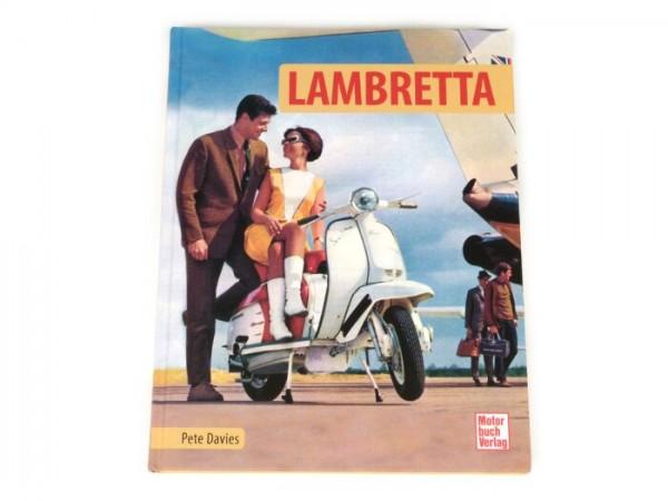 Livre -LAMBRETTA- de Pete Davies (allemand)
