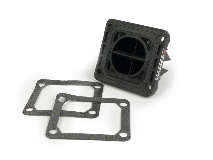 Convient pour Yamaha V-Force 4 vannes /à roseaux de Course Cages VFORCE FIT RX135 RD350 YZ125