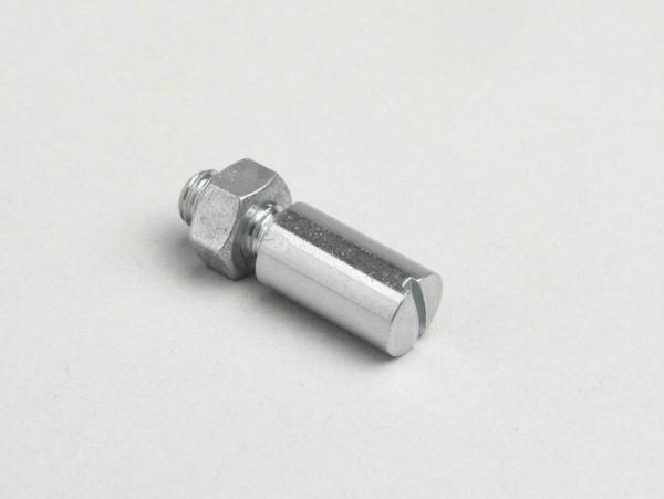 Brake/clutch lever screw -LAMBRETTA- J50, J100, J125, Lui 50-75