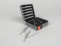 Needle set -BGM PRO- Dellorto PHBG (W3, W4, W5, W7, W8, W9, W10, W11, W12, W25)