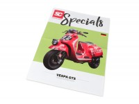 Brochure -SC Specials: VESPA GTS 125-300- edition 02/2018 -
