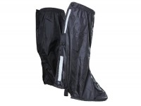 Cubierta de la lluvia de las botas -SCEED 42- textil, negro - S