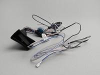 Alarmanlage Kabelsatz -PIAGGIO E-Power- Vespa GT, GTL, GTS 125-300, GTV