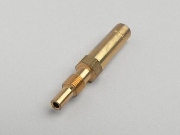 Mischrohr -DELLORTO (Typ: 12542) DQ- (258)