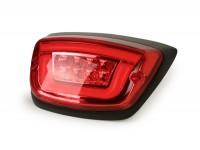 Rücklicht -MOTO NOSTRA, LED- Vespa LX, LXV - rot