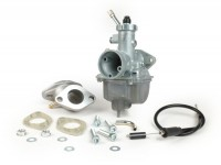 Kit Carburatore -POLINI 22mm Mikuni- LML Star 200 ccm (4-tempi)