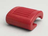Goma pedal arranque -LAMBRETTA- Lambretta LI (series 1-3), LIS, SX, TV (series 1-3), DL, GP - rojo