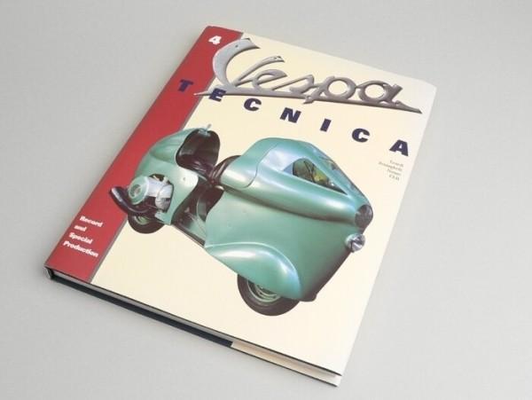Buch -Vespa Tecnica IV- Italienisch