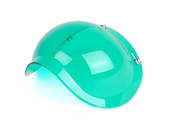 Visor for helmet -BANDIT Jet- green