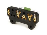 Distributor headlamp plug -CASA LAMBRETTA- Lambretta LI 125 (series 2)