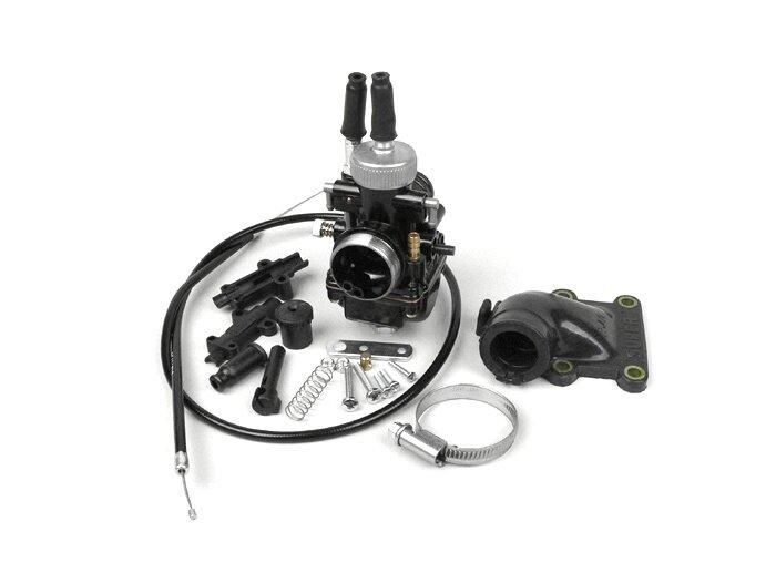 Carburettor kit -BGM Pro 19mm Racing- Minarelli 50 cc 2-stroke (vertical) -