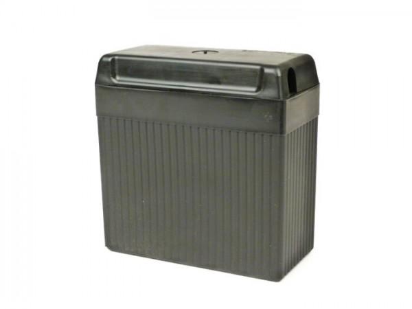 Battery -RAE 3s4- 6V 8Ah - 126x126x57mm - Vespa GS150 (VS1-5), GS160 / GS4 (VSB1T), SS180 (VSC1T)