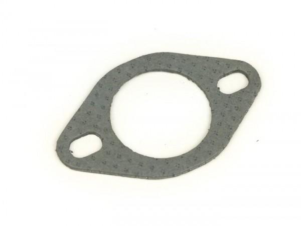 Exhaust manifold/cylinder gasket -OEM QUALITÄT XL, M8 bolt pitch 55-62mm, Ø inner=36mm- Vespa V50, PV125, ET3, PK S, PK XL