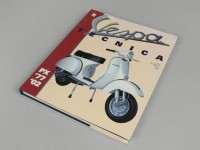 Book -Vespa Tecnica V 1977-2002- German