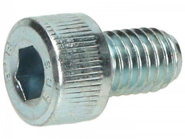 Schraube Innensechskant -DIN 912- M8 x 12 (Festigkeit 8.8) - verwendet als Ölablaßschraube -