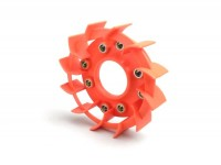 Flywheel -BGM PRO Racing- GY6 (4-stroke) 50cc - orange