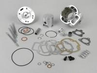 Zylinder -POLINI 84 ccm Big Evolution (85mm Pleuel)- Piaggio LC 2-Takt
