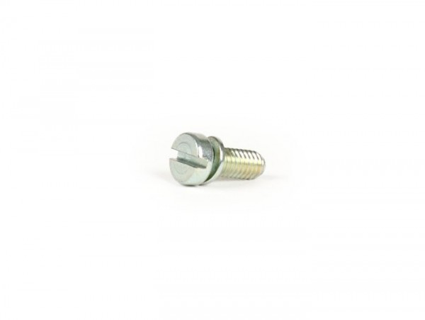 Screw for automatik choke clip -DELLORTO- PHVA, PHBN