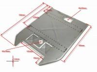 Floor board -VESPA- SS50, SS90