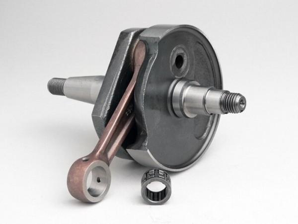 Cigüeñal -MAZZUCCHELLI Standard (válvula rotativa)- Vespa PK50 XL (cono Ø=20mm)