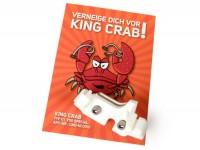 Aufnahme Gas- Schaltzug im Lenker -CMD King Crab (Typ C1)- Vespa V50 Special, V50 Elestart - Scheinwerfer in Trapezform
