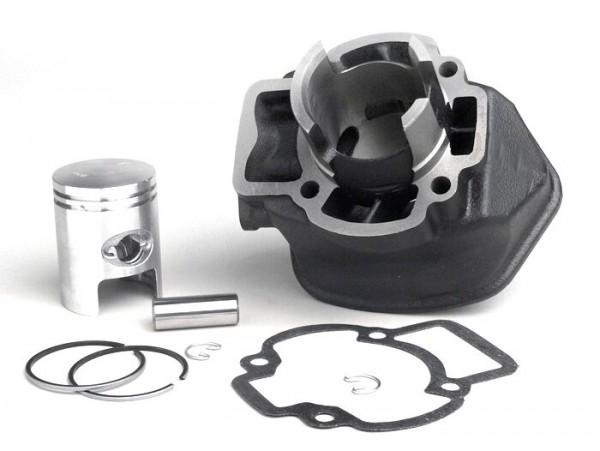 Zylinder -BGM ORIGINAL 50 ccm- Piaggio LC (5-eckiger Kopf) 2-Takt