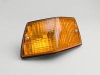 Indicator -PIAGGIO- Vespa PX80, PX125, PX150, PX200, T5 125cc rear rhs - amber