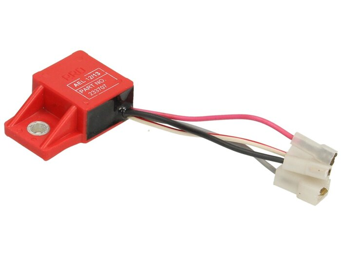 Protection relay starter engine -PIAGGIO- Vespa PX Elestart (prevents start  trying while engine running)